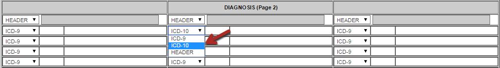 Código icd 10 para pseudotumor cerebral hx